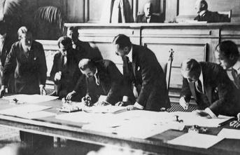 Lozan Antlaşması 97. Yılında!