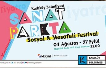 """""""Sosyal ve Mesafeli"""" Festival Başlıyor!"""