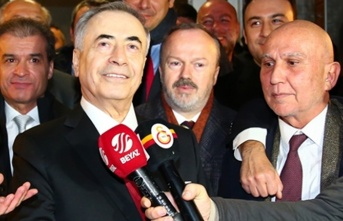 "Başkan Mustafa Cengiz ""Dedikodulara inanmak..."