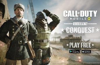 Call of Duty: Mobile'ın 9. Sezonu ''Fetih''...