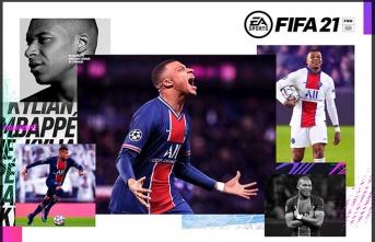 FIFA 21, Playstore'da ön siparişte