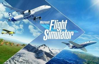 Flight Simulator 18 Ağustos'ta bilgisayar oyuncuları...