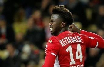 Galatasaray'a Keita Balde önerisi