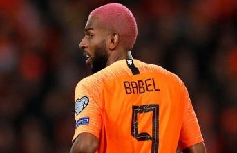 Galatasaray'da Ryan Babel sıkıntısı!