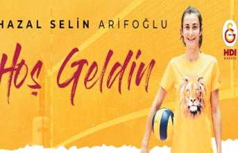 Hazal Selin Arifoğlu Galatasaray HDI Sigorta'da!