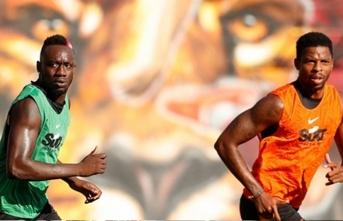 Mbaye Diagne, Florya'da parlıyor!