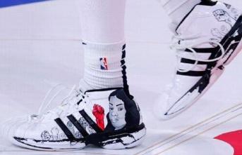 """Murray: """"Bu ayakkabılar bana güç veriyor"""""""