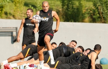 Olympiakos'ta sürpriz gündem: Feghouli!