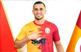 """Omar Elabdellaoui: """"Çok mutlu ve gururluyum"""""""
