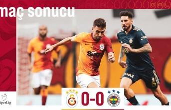 Ajans 1905- Galatasaray-Fenerbahçe Maç Sonu (Belhanda...