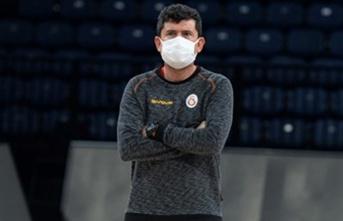 """Ertuğrul Erdoğan: """"Galatasaray formasına, armasına yakışan bir takım olacağız"""""""