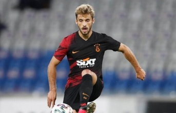 Galatasaray'a derbi öncesi Marcelo Saracchi...