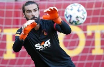 Galatasaray'da Fatih Öztürk güven veriyor