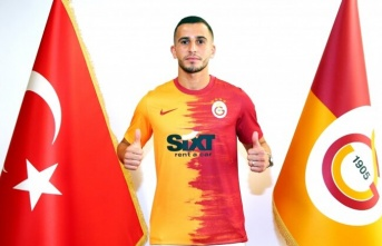 Galatasaray'da Omar Elabdellaoui'nin lisansı...