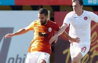 Galatasaray - Hatayspor maçı hangi kanalda, saat kaçta?