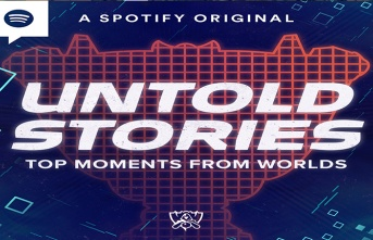 League of Legends Worlds Anthem Take Over Spotify'da!