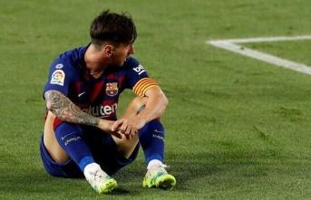 Lionel Messi bombası patladı!