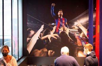 """Lionel Messi: """"Hata yaptıysam Barcelona için..."""