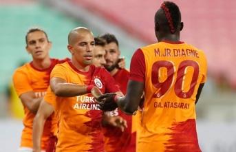 """Mbaye Diagne: """"Çalışmanın karşılığını aldım"""""""