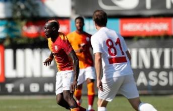 Mbaye Diagne, Galatasaray'da kalıyor
