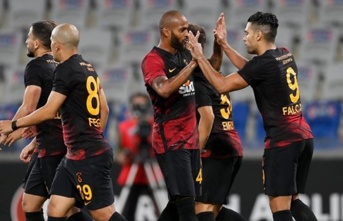 Medipol Başakşehir 0-2 Galatasaray