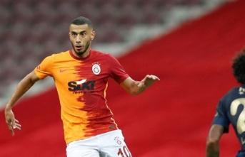 """Younès Belhanda: """"Elimden gelen her şeyi Galatasaray adına yapıyorum"""""""