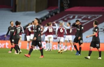 Aston Villa, Liverpool'u bitirdi 7-2!
