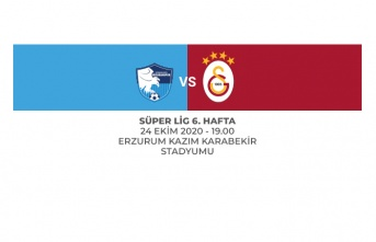 Erzurumspor - Galatasaray: Muhtemel 11