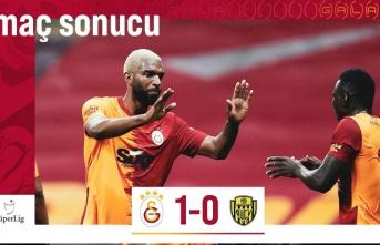 Galatasaray-Ankaragücü : 1-0 (Babel Attı, Arda...