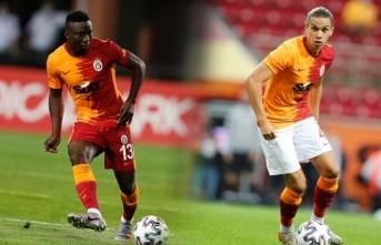 Galatasaray'da Taylan yok, Etebo zor