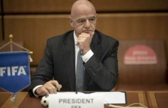 Infantino Avrupa Süper Ligi'ni istemiyor
