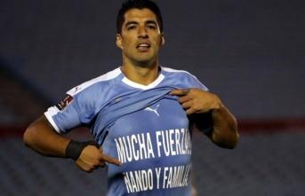 Luis Suarez'den Fernando Muslera'ya özel...