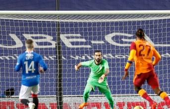 Rangers 2-1 Galatasaray
