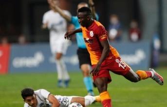 Galatasaray'da bir ayrılık, bir transfer!