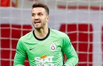 Galatasaray'da kalede büyük rekabet
