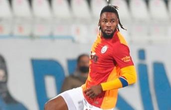Galatasaray'da Luyindama geri dönüyor