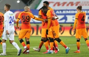 Galatasaray için deplasmanlar artık 'hobi'