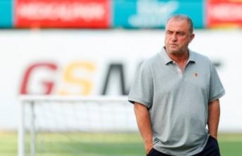 Galatasaray'ın idmanı iptal edildi