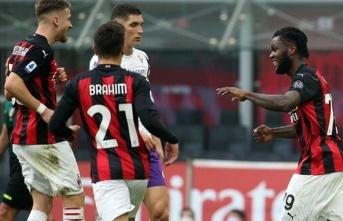 Milan, zirvede farkı açıyor!