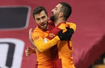 Emre Kılınç, Galatasaray'ın en erken golünü...