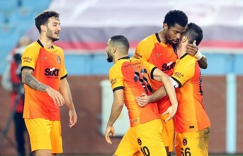 Galatasaray'da az para çok iş!