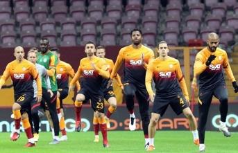 Galatasaray'da büyük rekabet başlıyor