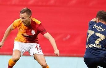 Galatasaray'da Linnes yerini garantiledi