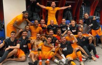 Galatasaray'da takıma özel prim
