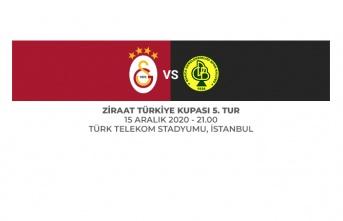 Galatasaray - Darıca Gençlerbirliği: Muhtemel 11