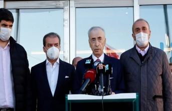 """Başkan Mustafa Cengiz: """"Omar, çocukları korurken..."""