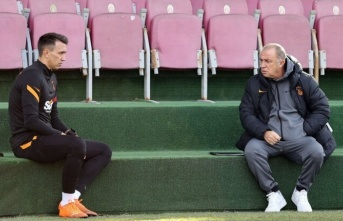 Galatasaray'a Fernando Muslera'dan yeni...
