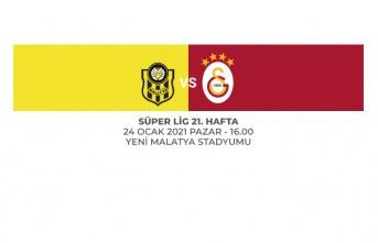 Muhtemel 11 | Yeni Malatyaspor – Galatasaray