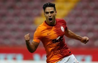 'Mutlu' ayrılık: Radamel Falcao!