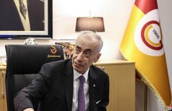 """Başkan Mustafa Cengiz, """"Galatasaray dürüsttür,..."""